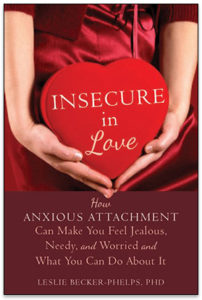 Insecure in Love book